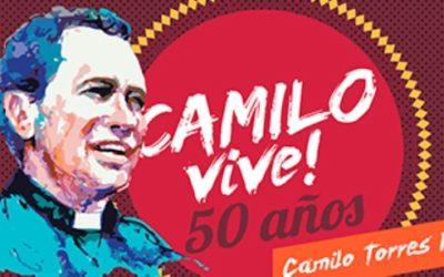 Organizaciones y academia conmemoran los 50 años de la muerte de Camilo Torres Restrepo