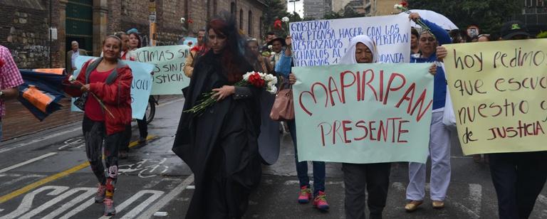 """Ponencia Audiencia Pública """"Mapiripán: una apuesta por la reparación integral y la construcción de paz"""""""