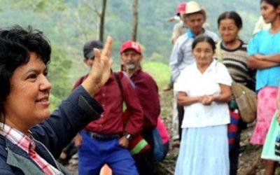 Asesinan a la defensora de derechos humanos hondureña Berta Cáceres