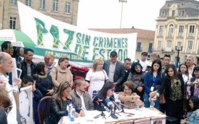 Ante ola de asesinatos, exigimos creación de Comisión de Alto Nivel de Garantías de No Repetición