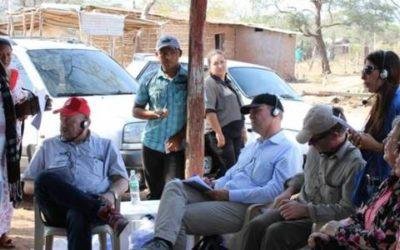 Parlamentarios alemanes verificaron afectaciones de la minería del carbón en La Guajira
