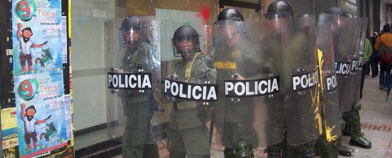 Ponencia frente al proyecto de nuevo Código de Policía