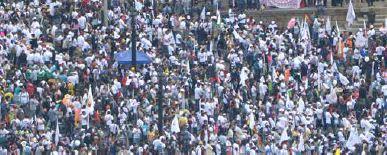 Protestar no es un delito: Encuentro Nacional por la No criminalización de la protesta Nov. 2015