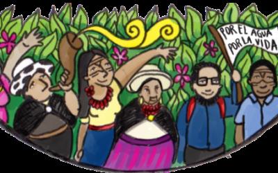 Rechazo a la represión que ejerce la fuerza pública de Colombia contra nuestros hermanos y hermanas indígenas: CONAIE