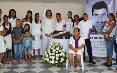 ¿Por qué pidió perdón el Estado colombiano a la familia Zúñiga Vásquez?