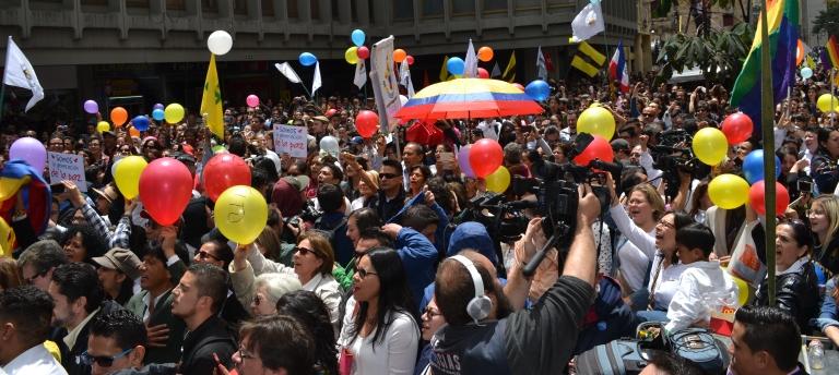 #SeAcabóLaGuerra: Con el cese bilateral se consolida la paz en Colombia