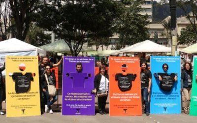 Colombia aún no se compromete con las víctimas de la tortura