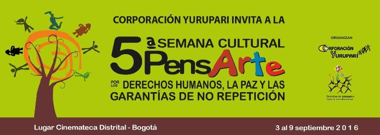 Te invitamos a vivir la 5a. semana cultural PensArte