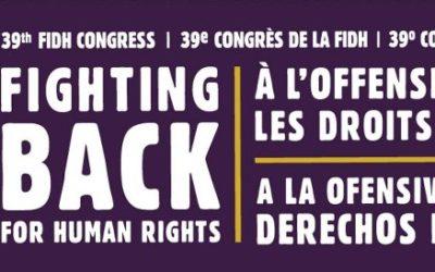 ¡Sí a la paz en Colombia! FIDH y sus 178 organizaciones miembros en el mundo