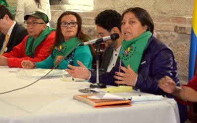 La Paz se construye en el Campo: Misión Internacional de a CLOC LVC Solidaridad con Colombia