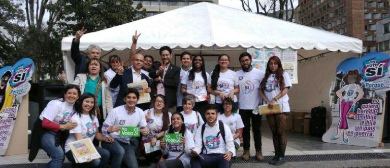 Videoclips: Campaña Víctimas y derechos dice #YoVotoSí