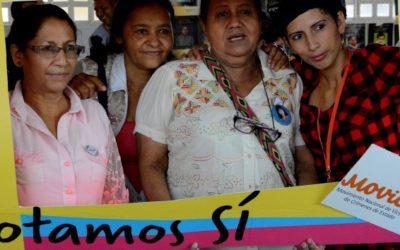 El Movice pide al presidente Juan Manuel Santos no retroceder en los  derechos de las víctimas