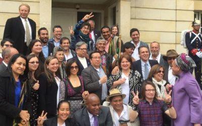 ¡Guerra nunca más! ¡¡Paz Ya!! Pronunciamiento comités a favor del SÍ al Acuerdo de Paz
