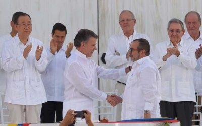 Premio Nobel de la Paz es un reconocimiento a víctimas y al pueblo de Colombia
