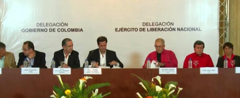Negociaciones Gobierno-ELN: un paso más hacia la construcción de la paz