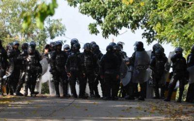 Corte Constitucional admitió demanda al Código de Policía