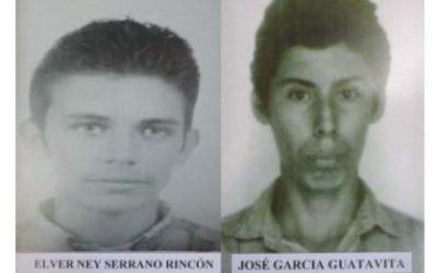 Recuperan restos de Elver Serrano, 15 años después de su desaparición.