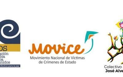Carta a mesa de conversaciones sobre punto 5 Acuerdo sobre víctimas