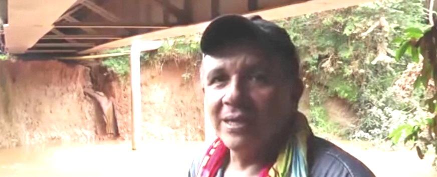 Alerta temprana por amenazas a líderes sociales en Campo Rubiales