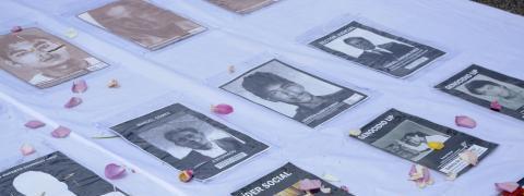 Mesa Nacional de Participación Efectiva de Víctimas no puede ser único espacio de víctimas en debates legislativos