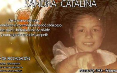 24 años del crimen contra Sandra Catalina: Entre la búsqueda de la verdad y la impunidad