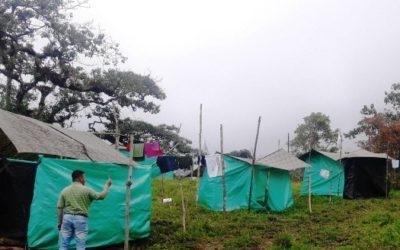 Misión constató incumplimientos  del gobierno en zona veredal de Icononzo