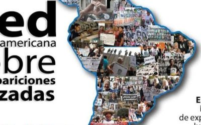 I encuentro de la Red Latinoamericana sobre Desaparición Forzada, del 2 al 7 de Abril
