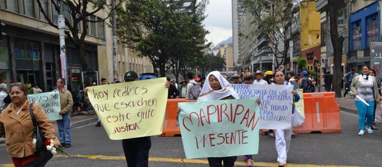 Libertad de Uscátegui atenta contra derechos de las víctimas