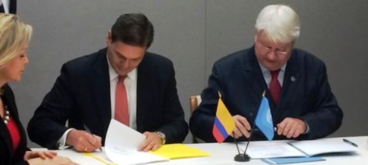 Tratados de cooperación militar suscritos por Colombia: Ocultos a la vista de todos