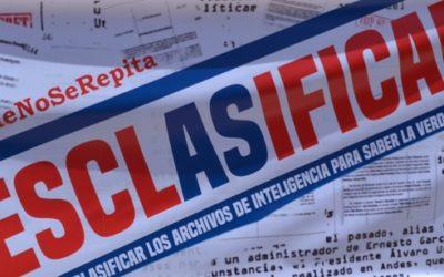 Reserva de archivos no debe operar ante la Comisión de la Verdad,  las víctimas ni la sociedad