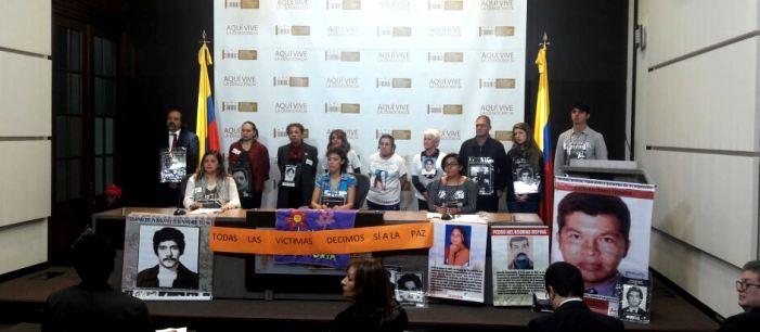 Organizaciones y víctimas exigimos mayor compromiso del Congreso con el Acuerdo de Paz