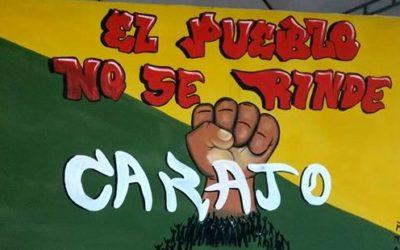 Buenaventura: ¡El pueblo no se rindió, carajo!
