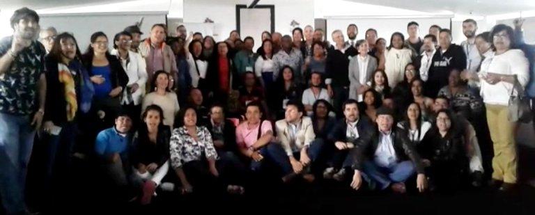 ¡Hagamos posible la paz!: Coordinación Colombia Europa Estados Unidos