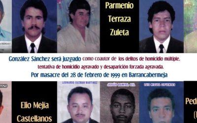 Exfuncionario de Ecopetrol enfrentará juicio como coautor de masacre en Barrancabermeja
