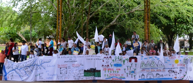 El camino de vuelta: 20 años de la masacre de Mapiripán