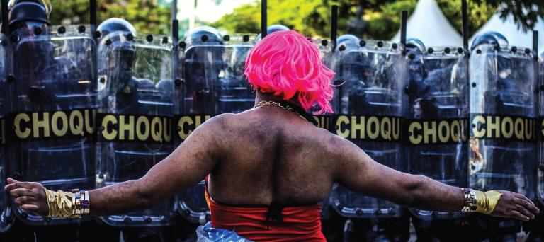Informe: Los Estados latinoamericanos frente a la protesta social
