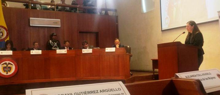 Intervención Cajar ante Corte Constitucional sobre ley de amnistía e indulto