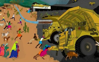 Comunidades de La Guajira llaman a frenar la expansión minera de El Cerrejón