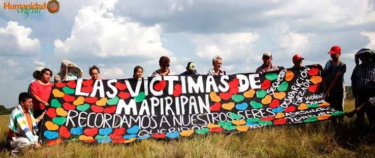 Seguimientos y hostigamientos en contra de líderes de restitución de Mapiripán