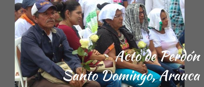 Estado fue responsable de masacre de Santo Domingo Arauca: Ministro de Justicia