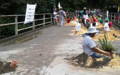 Mientras los violentos insisten en la muerte Rios Vivos Antioquia siembra puentes de memoria y esperanza