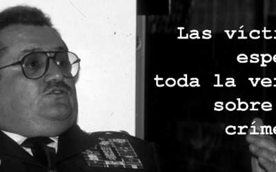 Libre Rito Alejo del Río, las víctimas esperan toda la verdad  sobre sus crímenes