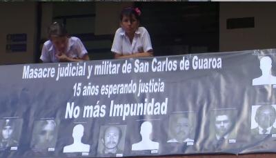 Fiscalía declara que masacre de San Carlos de Guaroa fue un crimen de lesa humanidad