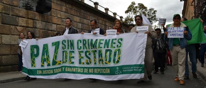 Declaración de grupo parlamentario británico frente masacre en Tumaco