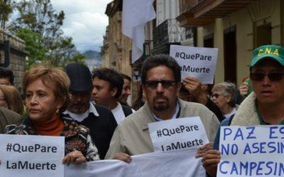 Comunicado de OIDHACO y varias de sus organizaciones miembro ante los graves hechos acaecidos en Tumaco