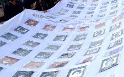 """#EnVivo Estado colombiano juzgado por """"falsos positivos"""" entre  1996 y 1998"""