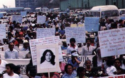 ¡Basta de estigmatización a las personas defensoras de derechos humanos!
