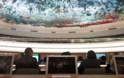 Intervención del Cajar-Liga de la FIDH Colombia en Foro Empresas y Derechos Humanos de la ONU