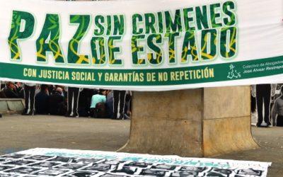 La paz sigue en deuda con las víctimas, los territorios   y la defensa de los derechos humanos
