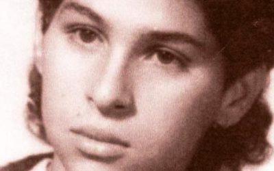 Acto de entrega digna de restos de Mónica Molina, desaparecida en el Palacio de Justicia
